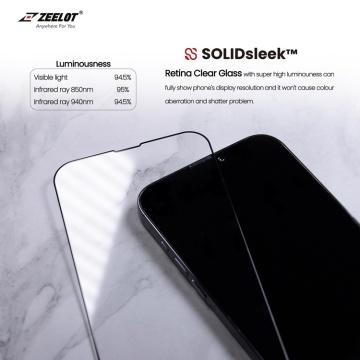 "Dán cường lực ZeeLot SOLIDSLEEK trong suốt iPhone 13 Pro 6.1"""